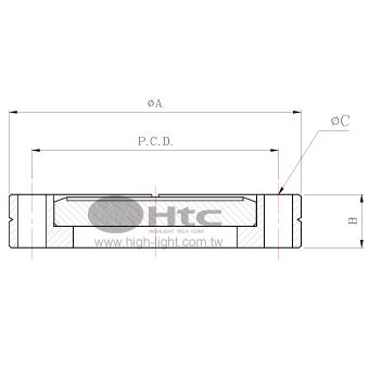 CF Blank(Rotatable)