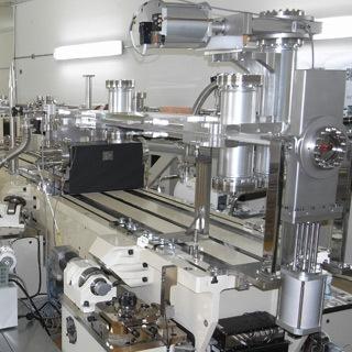 Oil-free machining