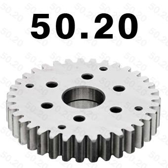 50.20 | EBARA乾式真空泵維修包 : Htc日揚真空
