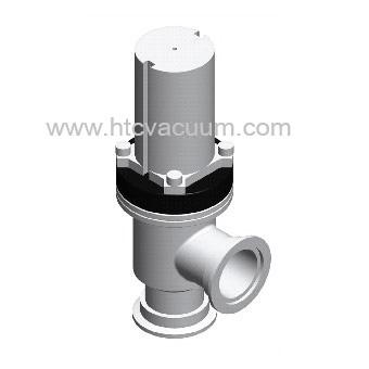 アングルバルブ | 圧空式駆動 | 真空バルブ : Htc vacuum