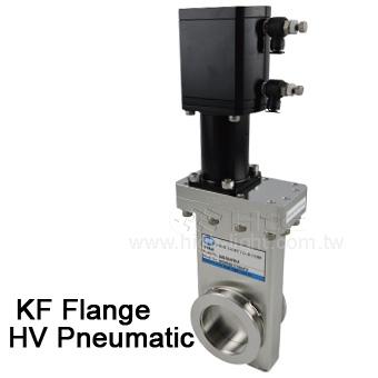 高真空閘閥(塗潤滑油) | 真空閘閥 Vacuum gate valve : Htc日揚真空