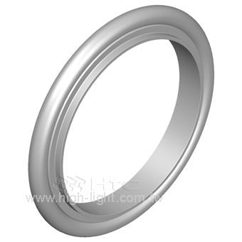 KF中心圈,中心环 | Centering Ring & O'ring : Htc日扬真空