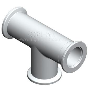 鋁製管件(三通、彎頭) | 真空管件 Vacuum Fitting : Htc日揚真空