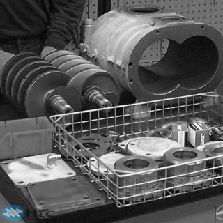 EBARA乾式真空泵維修零件