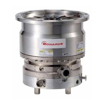 High Flow STP Edwards turbomolecular pumps - Htc vacuum