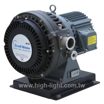 ISP 500C スクロール真空ポンプ : Htc vacuum