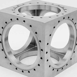 Standard design UHV vacuum chamber
