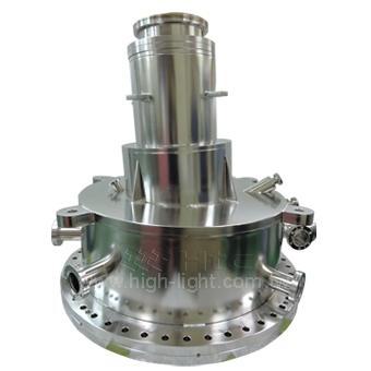"Taiwan synchrotron radiation 24-3/8""CF Flange UHV chamber | Ultra-High Vacuum Chamber - Htc vacuum"