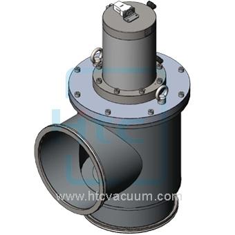 ISO200 排氣角閥